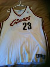 Lebron James Authentic Jersey Rookie Year Reebok Size 56 XXL Collector