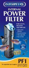 Interpet PF1 -filtre interne pour aquarium 45cm 45-68L 380L/H