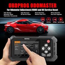 OBDPROG M500 Mileage Adjustment Oil Reset OBD2 Scanner Odometer Diagnostic Tool