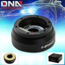 NRG ANODIZED STEERING WHEEL SHORT HUB ADAPTOR FOR VW GOLF MK3 1H JETTA A3 TYP 1H
