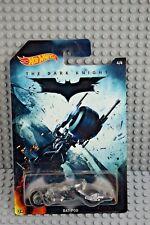 Hot Wheels The Dark Knight bat Pod en 1:64 nuevo & OVP