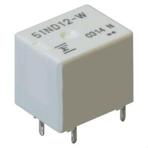 Fujitsu Takamisawa relays NA12W-K Relay 12V UM 2x Audio Signal 033991