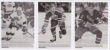 15-16 Upper Deck Portfolio Wayne Gretzky Wire Photos LA Kings 2015