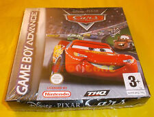 DISNEY-PIXAR CARS MOTORI RUGGENTI Game Boy Advance Gba Italiano ○○ NUOVO - CA