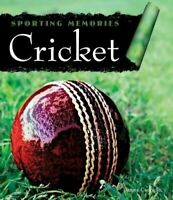 Cricket (Sporting Memories), James Cadogan, New, Hardcover
