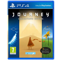 Journey Collectors Edition Ps4 Brand New Game Sealed Playstation 4