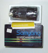 Samyang 28-200mm/f4.0-5.6 Interchangeable Macro Lens for Nikon (BRAND NEW!)