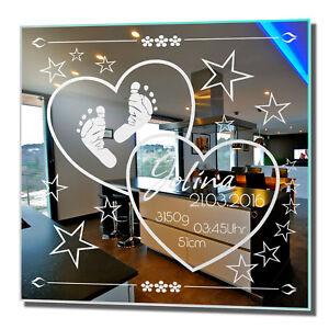 Motivspiegel Geschenk zur Geburt 15 Geburtstag Bild Spiegel Gravur Kinderzimmer