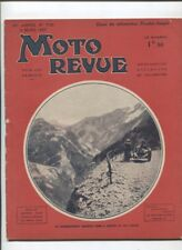 Moto Revue N°730 ; 6 mars  1937  : Prester Jonghi 100 cmc