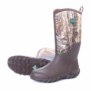 "Muck Boot Co Fieldblazer II All Terrain Hunting Boot Realtree Mens Size 14"""
