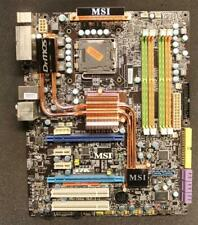 MSI P45 Neo2 MS-7512 Ver.1.1 Intel P45 Mainboard ATX Sockel 775   #39181