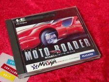 Moto Roader-PC Engine Duo R-NCS/masaya 1989 jap jp motoroader