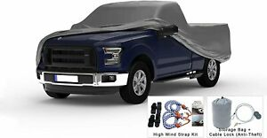CarCovers Truck Cover Compatible with Willys Jeep - 5L Outdoor/Indoor -...