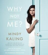 Why Not Me? by Mindy Kaling (2015, CD, Unabridged)
