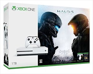 Xbox One S 1TB Halo Collection Bundle (234-00062) F/s EMS JAPAN USED EMS