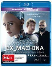 Ex Machina (Blu-ray, 2015) : NEW