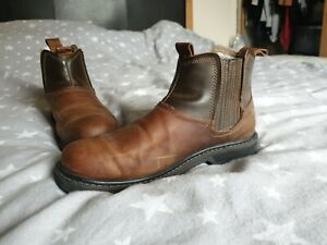 Skechers Mens Boots Size 8