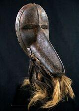 Art Africain Tribal Ethnographique Ethnique - Masque Dan Guégon - 40 Cms