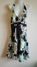 Womens/Ladies Multi colored dress from Apricot size S NEW WITHOUT TAGS