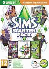 [Versione Digitale Origin] PC The Sims 3 Starter Pack KEY [Gioco + Espansioni]