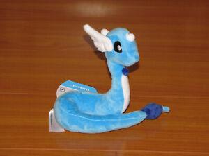 DRAGONAIR Pokemon Center Poke Plush Sitting Cuties stuffed dragon doll NEW