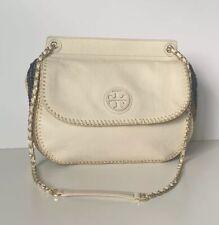 Tory Burch Marion Shoulder Chain Saddle Bag Convertible Handbag
