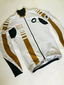 assos men  cycling jacket size S