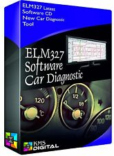 ELM327 Latest software CD New Car diagnostic tool Software DOWNLOAD