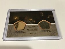 Outlander Season 4 dual Wardrobe card DM05 Fergus and Marsali #41/99