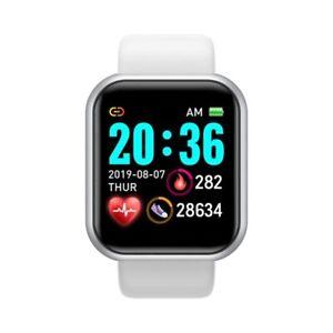 Smart Watch Men Women Blood Pressure Fitness Tracker Bracelet Smarte