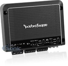 Rockford Fosgate R400-4D 400 Watt RMS 4-Channel Class D Prime Car Amplifier