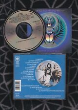 CD JOURNEY Captured 1981 RARE JAPAN for EUROPE early pressing 88525 CBS label