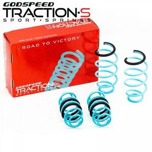 for Sonic 12-21 Lowering Springs Traction-S By Godspeed LS-TS-CT-0001