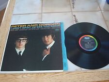PETER & GORDON~I Don't Want To See You~LP~ORIG~CAPITOL~LABEL~MONO~NEAR~MINT
