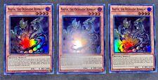 New listing Yu-Gi-Oh! Nauya, the Ogdoadic Remnant 1st Ed. Super Rare! Angu-En002 - Nm! X3