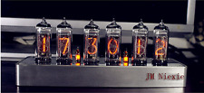 DIY in14 in4  Nixie Tube LED clock circuit board kit adapt for Adruino