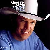 One Step at a Time by George Strait (CD, Apr-1998, MCA Nashville) *NEW CD*