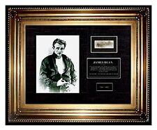 JAMES DEAN Hair Lock autograph photo CHARITY art signed memorabilia HOLLYWOOD TV