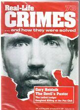 Real-Life Crimes Magazine - Part 73