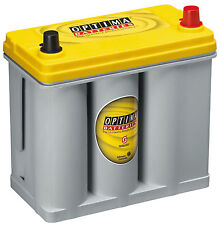 OPTIMA YELLOW TOP D51R, DEEP CYCLE BATTERY SEALED, MAINTENANCE FREE
