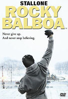 Rocky Balboa DVD New Sealed Free Ship SYLVESTER STALLONE