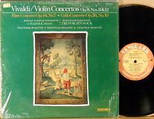 VANGUARD Vivaldi STANDAGE Violin Concerto PLEETH Cello Concerto VSD-71274