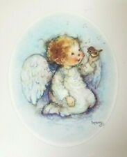 Mary Hamilton Vintage Baby Angel Christmas Cards 24 Unopened Cards Envelopes