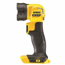 DeWalt XR LI-ION LED CORDLESS FLASHLIGHT 18v,110 Lumen Output Skin Only US Brand