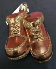Bronze Baby Shoes Ornament By Ksa