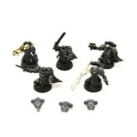 SPACE MARINES 5 crusader #1 40K METAL crusaders Sword brethren squad Converted