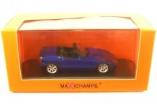 1 43 Minichamps BMW Z1 1991 Bluemetallic