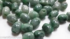 Wholesale Chinese Natural Grade A Jade (Jadeite) Lucky Tube Pendant (1pcs)