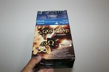 God of WAR ascension Bundle VHTF Controller + game and steelbook Mexico