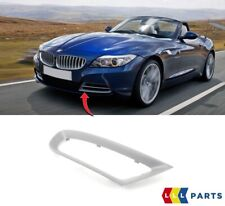 New Genuine BMW Z4 E89 Front Bumper Lower Grill Finisher Rod Trim Set Pair L+R